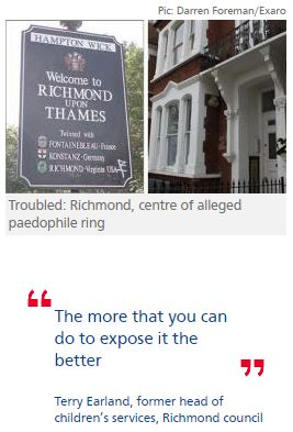 Claims of child sex abuse haunted Richmond boss for 30 years