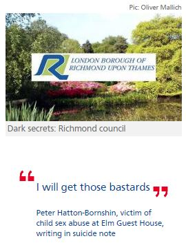Richmond council made 'hush payment' to victim of sex abuse