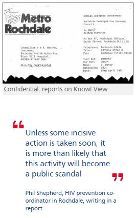 Knowl View files: Rochdale council chiefs warned of 'scandal'