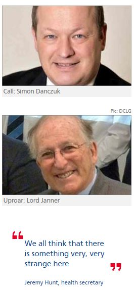 Pressure builds on DPP to re-think block on Lord Janner case