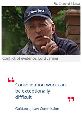Lord Janner re-appointed to law committee despite 'dementia'