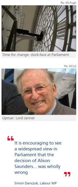 New Parliament: DPP has it wrong on Lord Janner, say 82 MPs