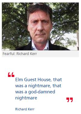 Richard Kerr: ex-judge sexually abused me at Elm Guest House