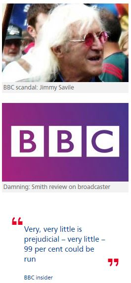 BBC seeks to delay Smith review until after renewal of charter