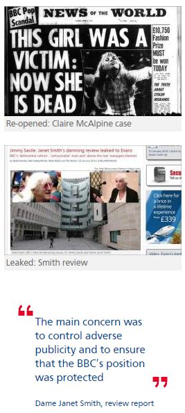 Janet Smith clashes with DJ 'A7' over abuse inquiry at BBC